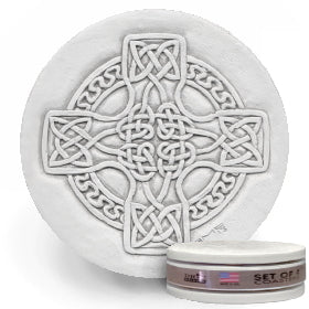 Celtic Cross Drink Coasters