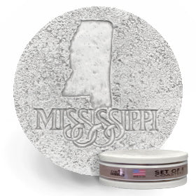 Mississippi Stone Drink Coasters