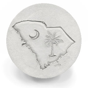 South Carolina Drink Coasters