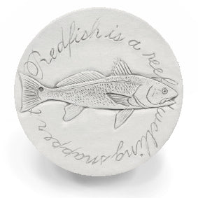 Red Fish Coasters