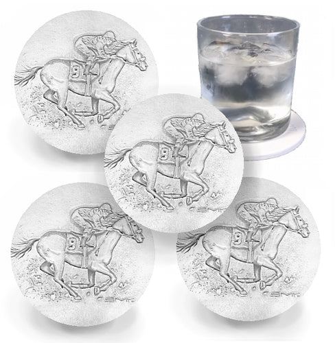 Jockey Drink Coasters