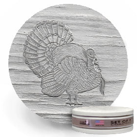 Wild Turkey Drink Coasters