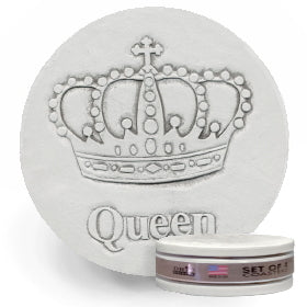 Queen Crown Drink Coasters