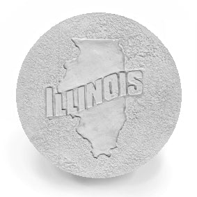 Illinois Drink Coasters