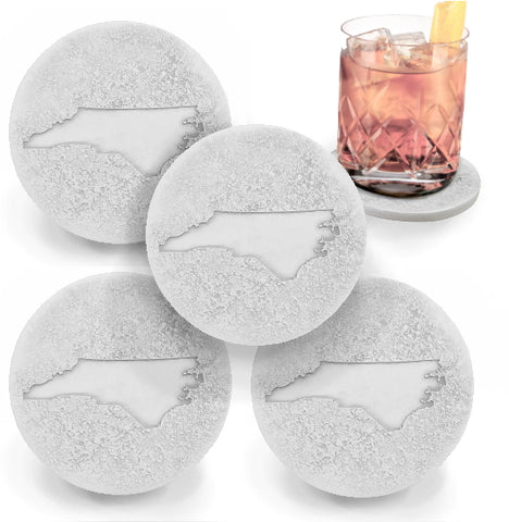 North Carolina Drink Coasters