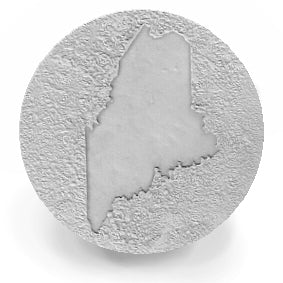 Maine Drink Coasters
