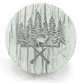Deer Hunter Drink Coasters