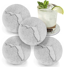 Load image into Gallery viewer, Florida Drink Coasters