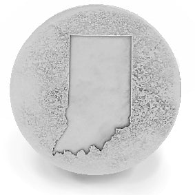 Indiana Drink Coasters