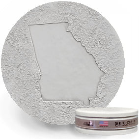 Georgia Drink Coasters