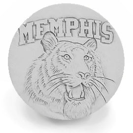 Memphis Tiger Drink Coasters
