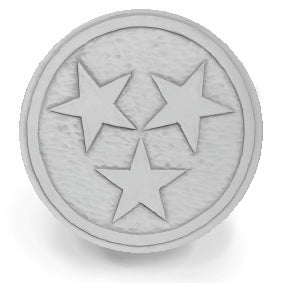 Tennessee Tri Star Drink Coasters
