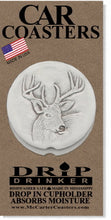 Load image into Gallery viewer, Deer Car Coasters