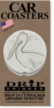 Pelican Car Coasters