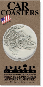 Alligator Car Coasters