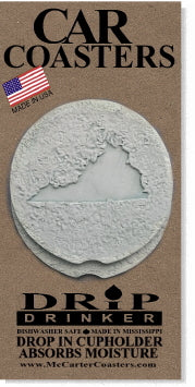 Virginia Car Coasters