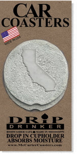 California Car Coasters