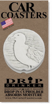 Seagull Car Coasters
