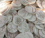 Buffalo Nickel Car Coasters