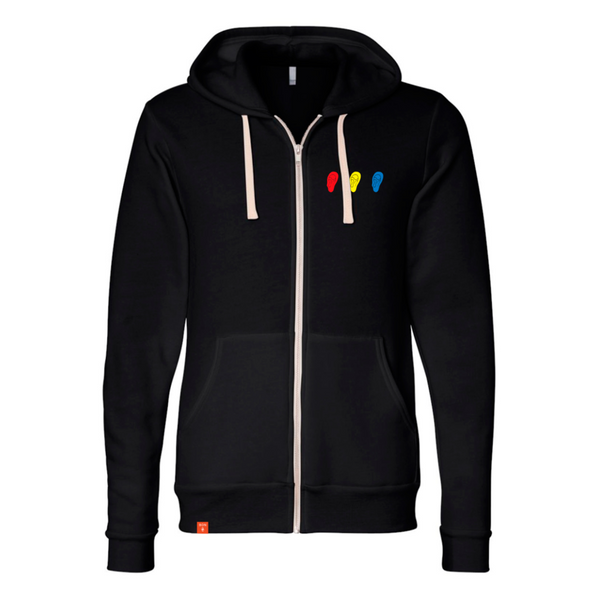Ear Moon Zip Up (US)