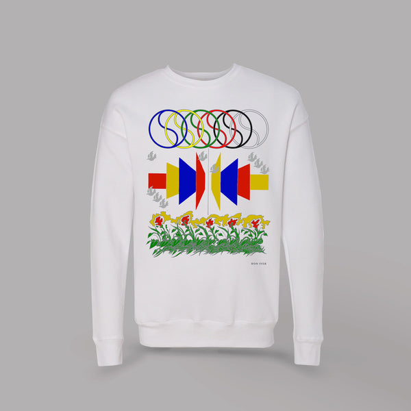 Olympic Ring Crewneck (US)