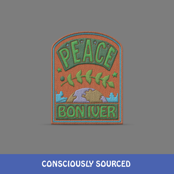 Peace Patch w/Earth