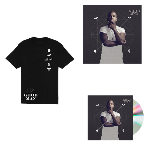Black T-Shirt + Album + Signed Litho