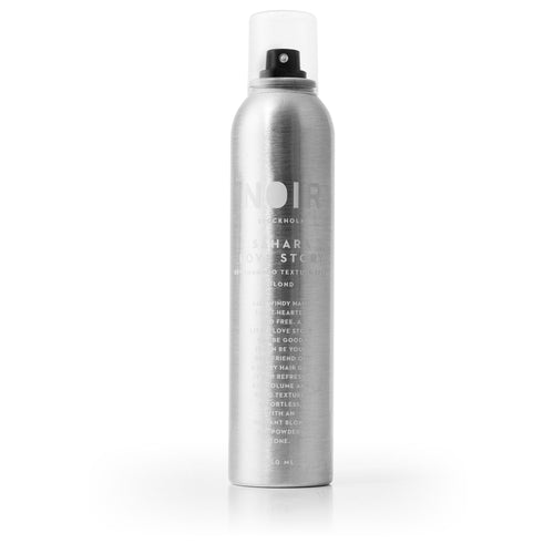 SAHARA LOVE STORY - DRY SHAMPOO BLOND TEXTURE SPRAY FOR BLONDE HAIR