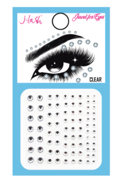 Chic Eye Bling, Rhinestones