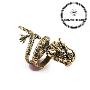 Dragon Ring - Jewelry - TheGeekLeak.com