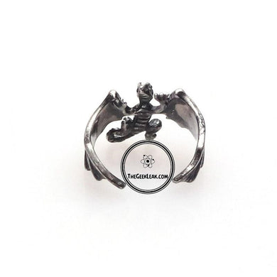 Flying Dragon Ring - Jewelry - TheGeekLeak.com