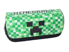 Load image into Gallery viewer, Minecraft Creeper Pencil Case / Cosmetic Bag - Accessories - TheGeekLeak.com