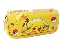 Load image into Gallery viewer, Pikachu Pencil Case / Cosmetic Bag - Accessories - TheGeekLeak.com