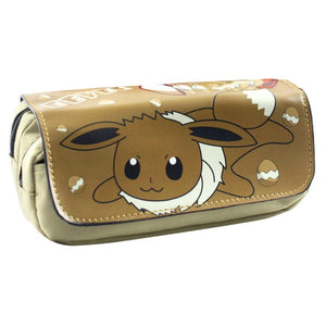 Eevee Evolutions Pencil Case / Cosmetic Bag - Accessories - TheGeekLeak.com