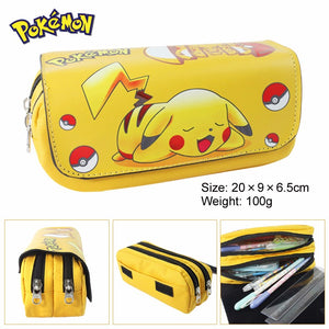 Pikachu Pencil Case / Cosmetic Bag - Accessories - TheGeekLeak.com
