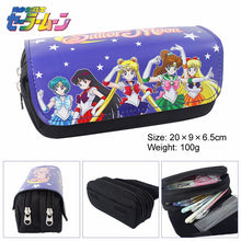 Load image into Gallery viewer, Sailor Moon Pencil Case / Cosmetic Bag - Accessories - TheGeekLeak.com