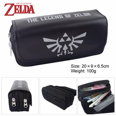Zelda Pencil Case / Cosmetic Bag - Accessories - TheGeekLeak.com
