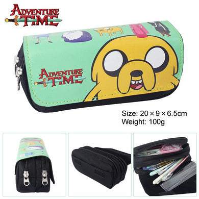 Adventure Time Pencil Case / Cosmetic Bag - Accessories - TheGeekLeak.com
