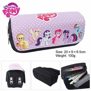 My Little Pony Pencil Case / Cosmetic Bag - Accessories - TheGeekLeak.com