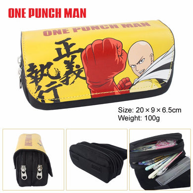 One Punch Man Pencil Case / Cosmetic Bag - Accessories - TheGeekLeak.com