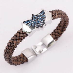 Zelda Triforce Bracelet - Jewelry - TheGeekLeak.com
