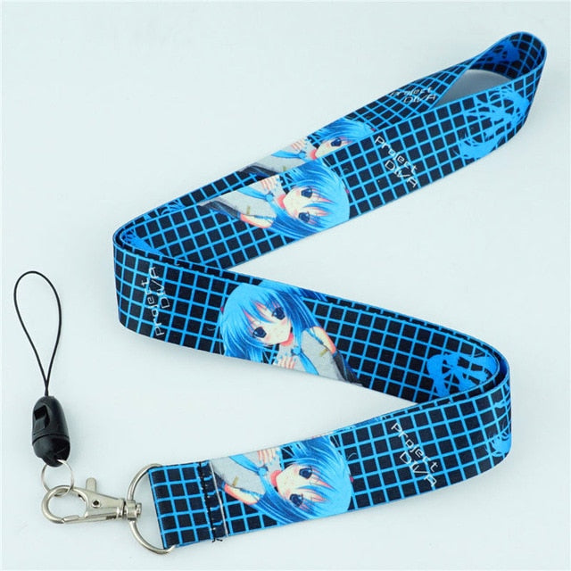 Hatsune Miku Lanyard - Accessories - TheGeekLeak.com