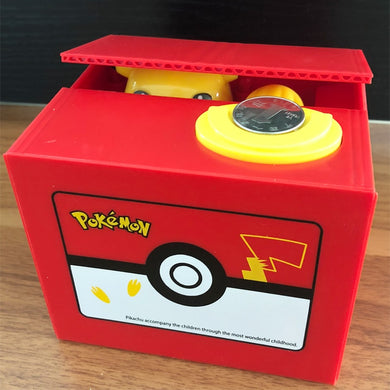 Pikachu Electronic Bank - Bank - TheGeekLeak.com