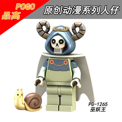 Adventure Time - The Lich Lego Dimensions Style Action Figure -  - TheGeekLeak.com