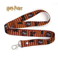 Load image into Gallery viewer, Hogwarts House Lanyard - Accessories - TheGeekLeak.com