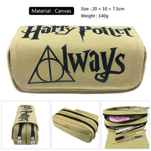 Harry Potter - Pencil Case / Cosmetic Bag - Accessories - TheGeekLeak.com