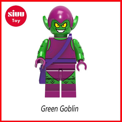 Green Goblin Action Figure - Toys - TheGeekLeak.com