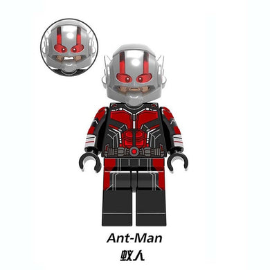 Ant-Man Action Figure - Toys - TheGeekLeak.com