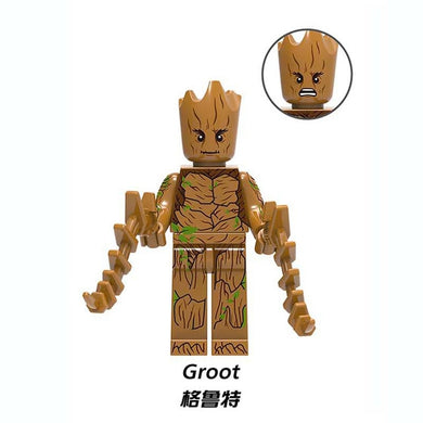 Groot Action Figure - Toys - TheGeekLeak.com