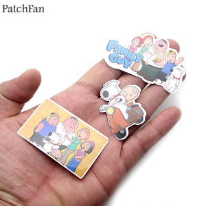 Family Guy - Stickers - Stickers - TheGeekLeak.com